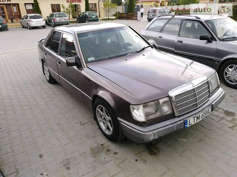 Mercedes-Benz 200 1992 в Львове