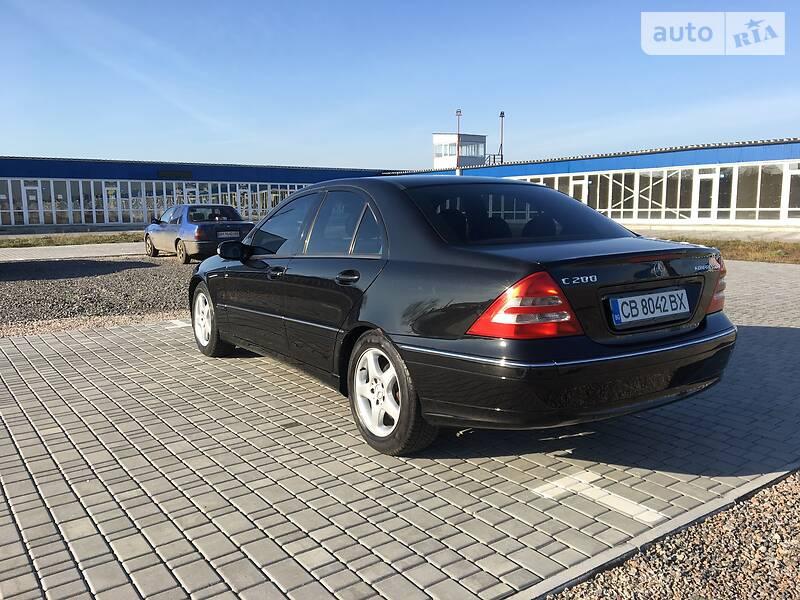Mercedes-Benz 200 2001 в Одессе