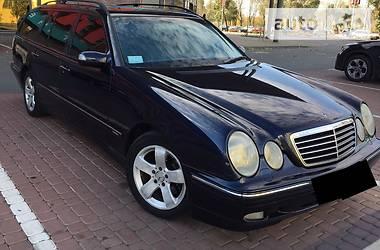 Mercedes-Benz 210 2000 в Житомире