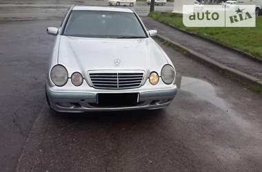 Mercedes-Benz 210 1999 в Тернополе