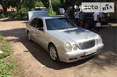 Mercedes-Benz 210 2001 в Львове