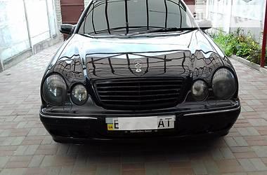 Mercedes-Benz 210 2000 в Ровно