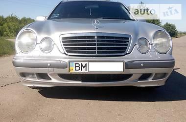 Mercedes-Benz 210 2000 в Сумах