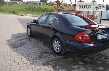 Mercedes-Benz 220 2004 в Черновцах