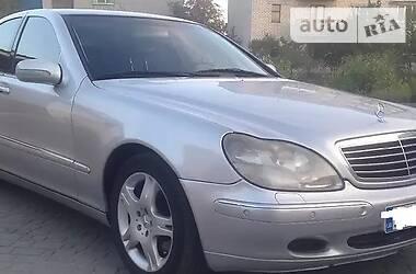 Mercedes-Benz 220 2001 в Виннице