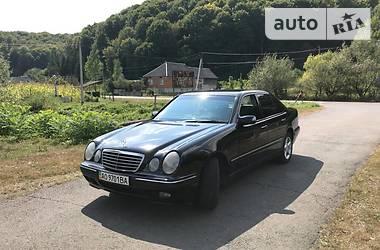 Mercedes-Benz 220 2001 в Хусті