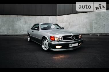 Mercedes-Benz 560 1990 в Киеве