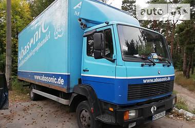 грузовик мерседес 1994 года