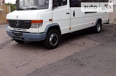 Mercedes-Benz 814 пасс. 2002 в Донецке