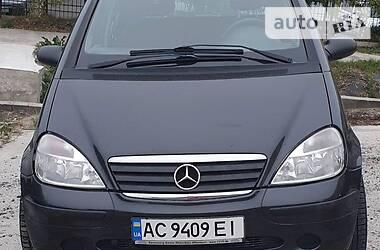 Mercedes-Benz A 140 2000 в Луцке