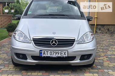 Хэтчбек Mercedes-Benz A 150 2006 в Тысменице