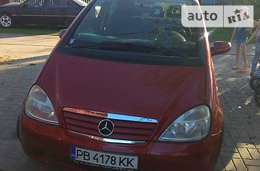 Mercedes-Benz A 160 1998