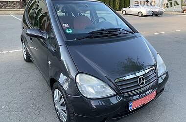 Хэтчбек Mercedes-Benz A 160 2000 в Тернополе