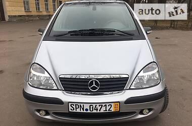 Mercedes-Benz A 170 2004 в Староконстантинове