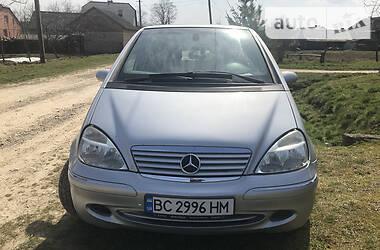 Mercedes-Benz A 170 2003 в Самборе