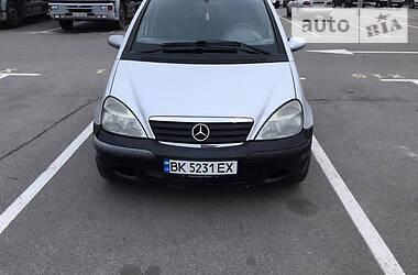 Mercedes-Benz A 170 2001 в Ровно