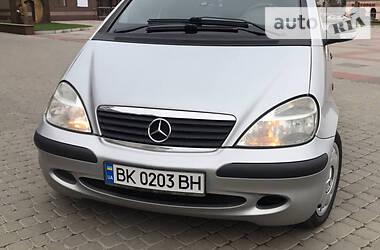 Mercedes-Benz A 170 2004 в Ровно