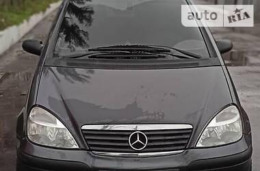 Mercedes-Benz A 170 2001 в Киеве