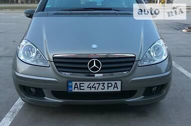 Mercedes-Benz A 170 2008 в Днепре