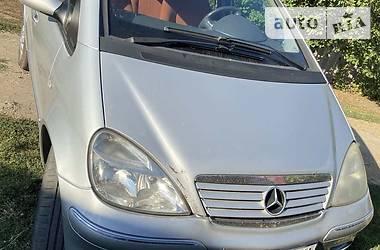 Хэтчбек Mercedes-Benz A 170 2002 в