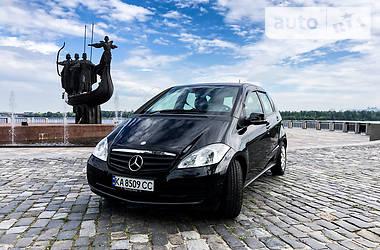 Хэтчбек Mercedes-Benz A 180 2009 в Киеве