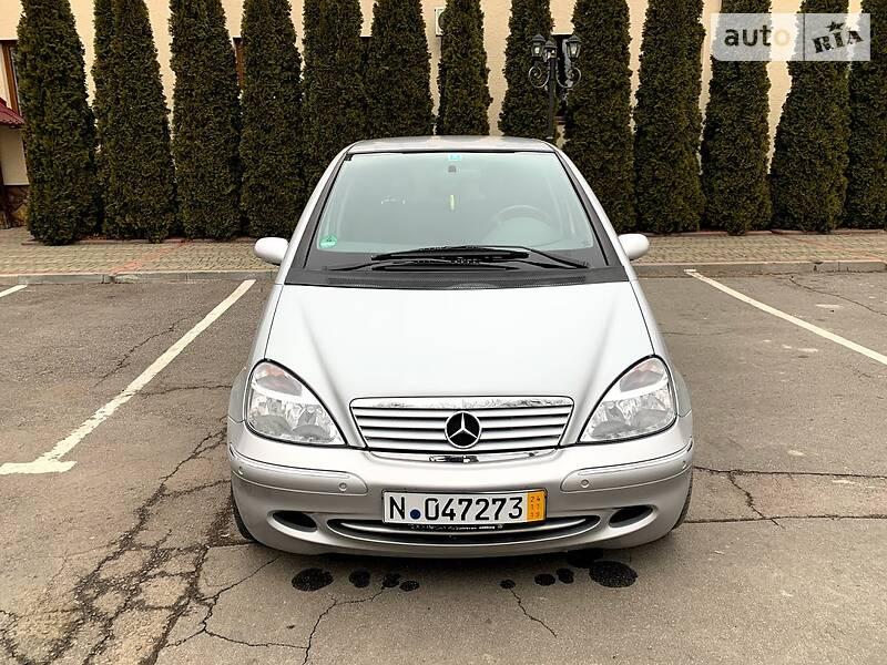 Mercedes-Benz A 190 2003 в Тернополе