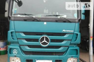 Mercedes-Benz Actros  2011