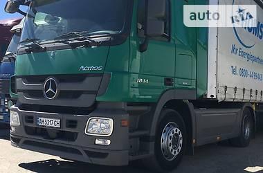 Шасі Mercedes-Benz Actros 2013 в Житомирі