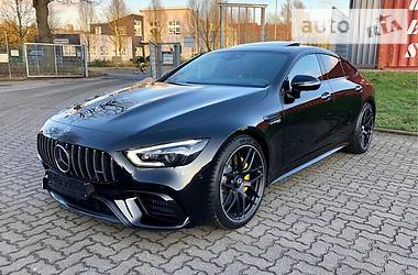 Mercedes-Benz AMG GT 2019 в Ужгороде