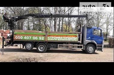 Кран-манипулятор Mercedes-Benz Atego 2633 2005 в Сумах