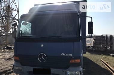 Фургон Mercedes-Benz Atego 815 2000 в Днепре