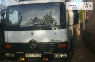 Mercedes-Benz Atego 1999 в Луганске