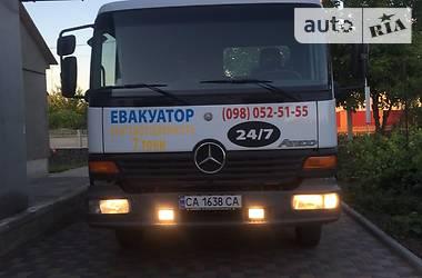 Mercedes-Benz Atego 1998 в Корсуне-Шевченковском