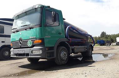 Mercedes-Benz Atego 1999 в Ивано-Франковске