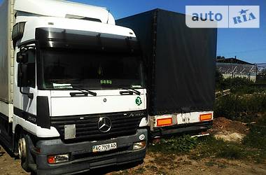 Mercedes-Benz Atego 2000 в Луцьку