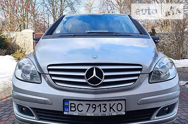 Mercedes-Benz B 170 2006 в Львове