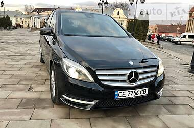 Mercedes-Benz B 180 2013 в Черновцах