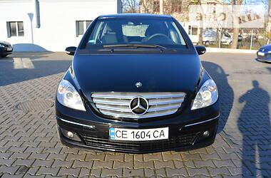 Mercedes-Benz B 180 2006 в Черновцах