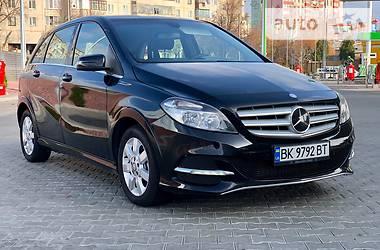 Mercedes-Benz B 200 2014 в Ровно