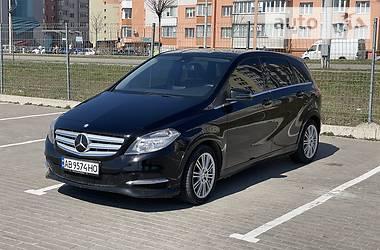 Хэтчбек Mercedes-Benz B 200 2014 в Виннице