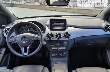 Хэтчбек Mercedes-Benz B 250e 2017 в Львове