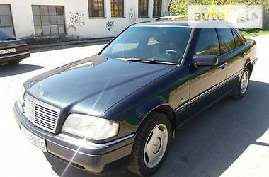 Mercedes-Benz C 180 1998 в Львове