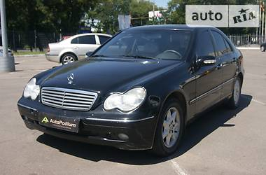 Mercedes-Benz C 180 2002 в Николаеве