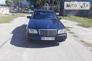 Mercedes-Benz C 180 1996 в Херсоне