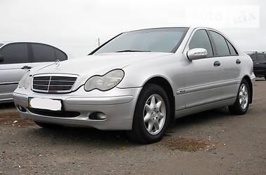 Mercedes-Benz C 180 2001 в Одессе