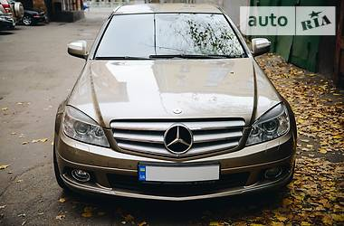 Mercedes-Benz C 180 2008 в Киеве