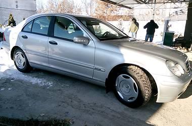 Mercedes-Benz C 180 2003 в Хмельницком