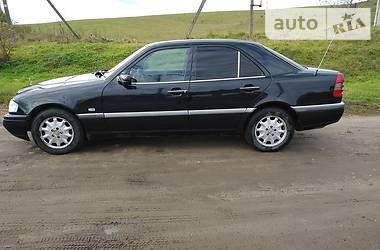 Mercedes-Benz C 180 1995 в Мостиске