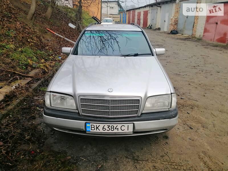 Mercedes-Benz C 180 1996 в Ровно
