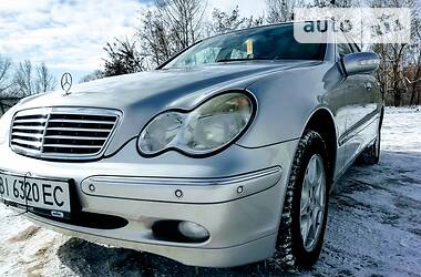 Mercedes-Benz C 180 2003 в Полтаве